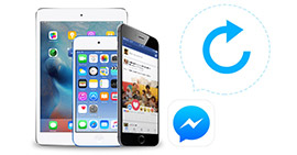 Recover Facebook Messenger Messages on iOS