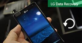 Come recuperare file cancellati da LG G5 / G4 / G3 / G2