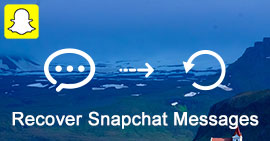 Snapchat Recovery - Easy to Recover Snapchat Messages on