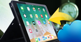 How to Restore iPad from iCloud with/witout Reset