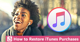 Restore iTunes Purchases