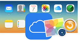 Retrieve iPhone/iPad/Photos from iCloud