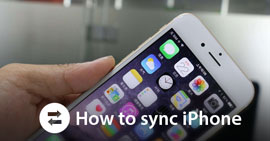 How to Sync iPhone