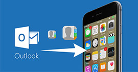 Sync Outlook Contacts with iPhone