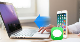 Trasferisci iMessage da iPhone a Mac