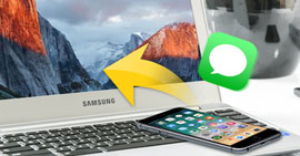 Save Messages from iPhone to Mac