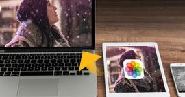 Μεταφορά φωτογραφιών iPad στον υπολογιστή