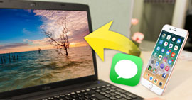 Come trasferire messaggi di testo da iPhone al computer