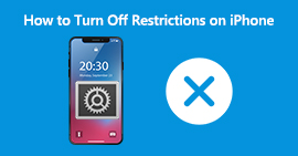 Turn Off Restrictions on iPhone
