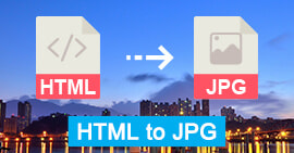 Converti HTML in JPG