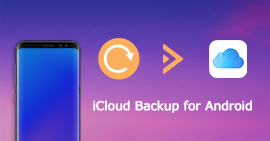 iCloud Backup per Android