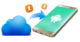 Sync Contacts from iCloud to Android
