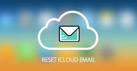 Zresetuj i zmień e-mail iCloud