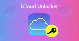 Deseleziona iCloud senza scaricare