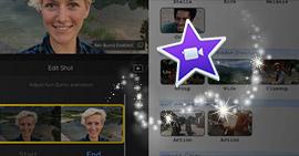 Φίλτρα στο iMovie