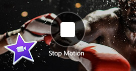 iMovie Stop Motion