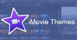 Add iMovie Themes