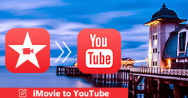 Come mettere iMovie Video su YouTube