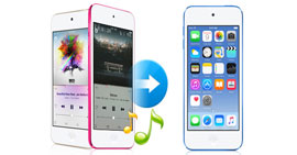 Import iPod Music to iPod