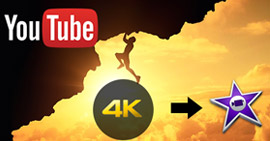 Come importare video YouTube 4K su iMovie