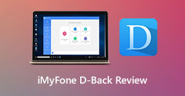 Recensione D-Back iMyFone