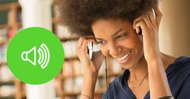 Aumenta il volume MP3