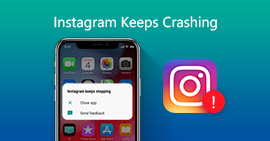 Instagram Keeps Crashing