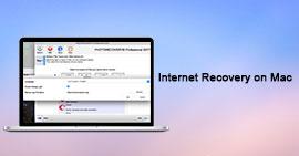 Zainstaluj ponownie system Mac OS X z programem Internet Recovery