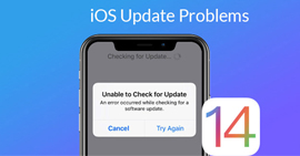iOS 11/12 Update Problems and Solutions