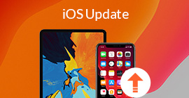iOS aggiornamento