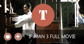 Sottotitoli film Ip Man 3