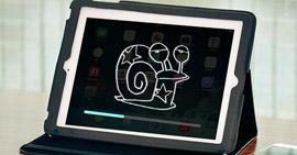 iPad běží tak pomalu