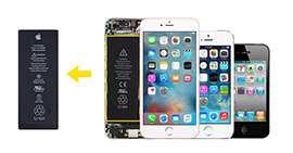 How to Make iPhone 4/5/6 Battery Replacement