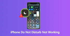 Fix Do Not Disturb Not Working