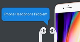 Risolve il problema con la cuffia dell'iPhone