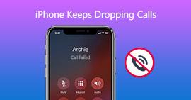 iPhone nepřerušuje hovory
