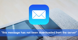iPad Won't Download Emails