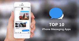 iPhone短信應用