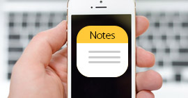 Aplikacja Top 5 Notes na iPhone'a