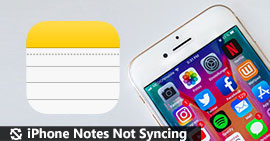 Phone Notes not Syncing