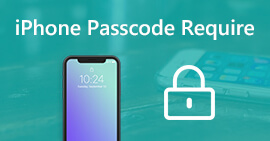 Correggi i requisiti del passcode per iPhone