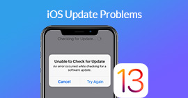 Problemi di iOS 13/14 per iPhone