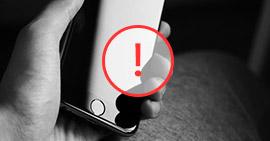 Risolto lo schermo rotto dell'iPhone