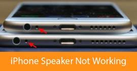 [Risolto] Come risolvere l'altoparlante iPhone non funziona