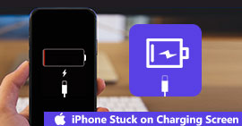 iPhone Stuck on Charging Screen
