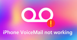 iPhone Voicemail Not Working