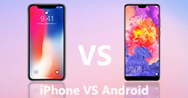 iPhone or Android