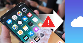 iPhone non eseguirà il backup su iCloud
