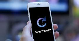 Fix iPhone δεν θα αποκατασταθεί