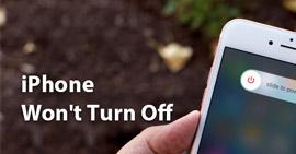 [修復] iPhone無法關閉? 了解如何修復